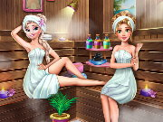 Elsa Sauna Realife Game