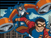 Generator Rex Nanite Runner Game