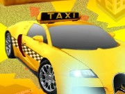 Taxi Driver Challenge Game