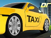 Taxi City Cab Driver Game