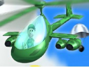 Military Copter Game