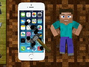 Steve Destroy Iphone Game