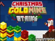 Gold Mine Strike Christmas Game
