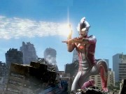 Ultraman Shoot Robots Game