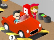 Frenzy Garage Game