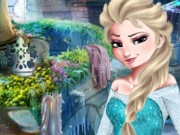 Elsa Frozen Detective Game