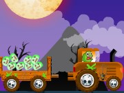 Tractor Zombie Transporter Game