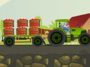 Tractor Rush Game