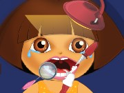 Dora First Teeth Game