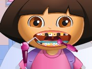 Dora Tooth Problems Game