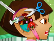 Dora Ear Doctor Game