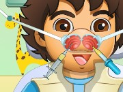 Diego Nose Doctor Game