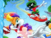 Jolly Jigsaw Looney Tunes Game