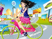 Bicycle Match Girl Game