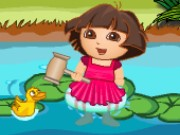 Dora Attack Fun Game