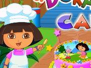 dora-kuchen spiel