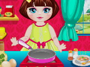 Dora Burn Treatment Game