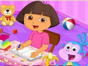 Dora Reading Time Game