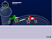 Planet Racer Game