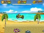Monkey Kart spiel