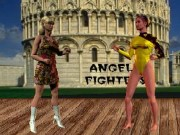 Angel Fighter Game