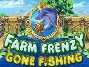 Farm Frenzy Gone Fishing Game