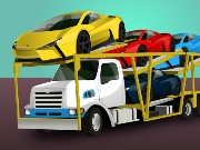 Car Carrier Trailer Game