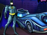 Batman Drift Smash Game