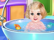 Baby Spa Salon Game