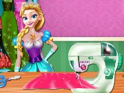 Fashion Princess Tailor Game