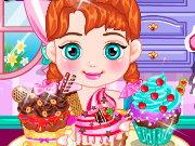 baby anna lecker cupcake spiel