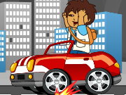 Diego Zombie Racing Game