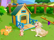 Pet House Story Game