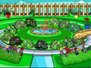 Flower Garden Coloring Game