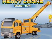Heavy Crane Parking Game