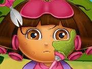 Dora Great Makeover Game
