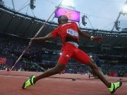 Athletic Javelin Game