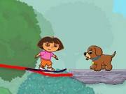 Dora Save the Dog Game