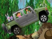 Dora Friends Offroad Game