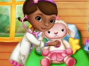 doc mcstuffins agnello guarigione
