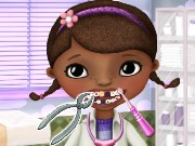 McStuffins Dentist Game