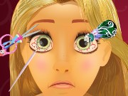 Rapunzel Eye Doctor Game
