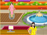 Brittany Birt The Beauty Spa Game