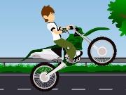 Ben10 motociclista