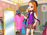 Thrift Shop DressUp Game