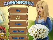 Flower Greenhouse Game