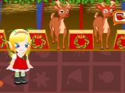 santas reindeer spiel