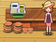 Flowers Style Shop Game