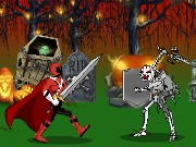 Power Ranger Halloween Blood Game
