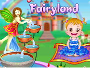 Baby Hazel Fairyland Game